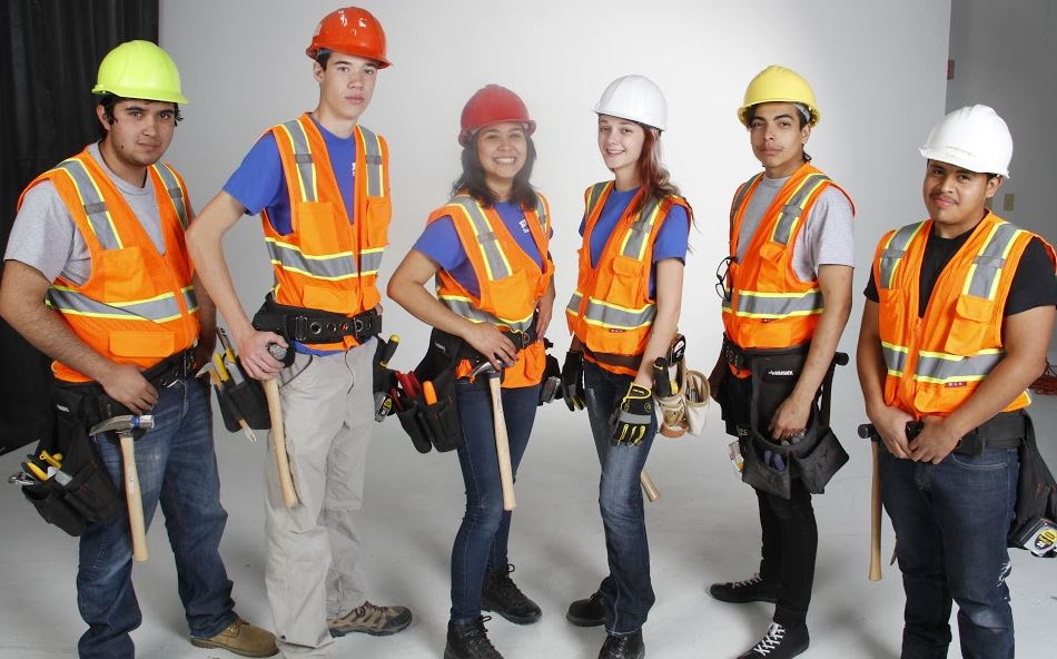 ACES is a unique program designed to engage high school students in the fields of architecture, construction, and engineering.